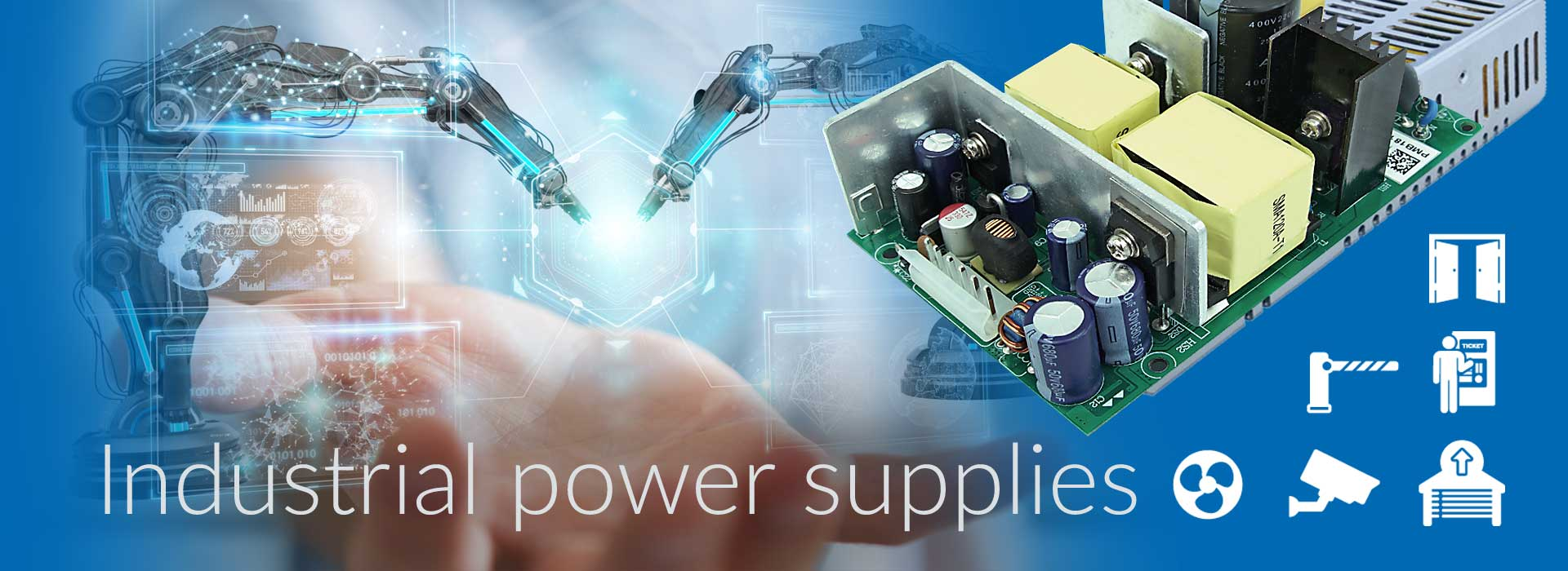 Industrial-power-supplies
